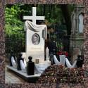 Киев Памятники надгробные габбро гранитные мраморные бетонные бронзовые Плиты на могилу из гранита мрамора в Киевской области