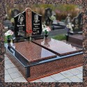 Ровно Памятники надгробные габбро гранитные мраморные базальтовые бетонные в Ровненской области