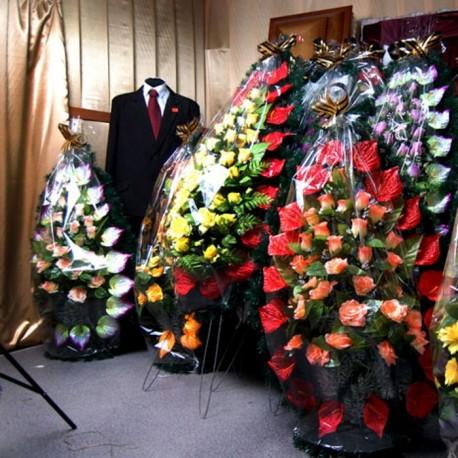 Запоріжжя Організація похорону