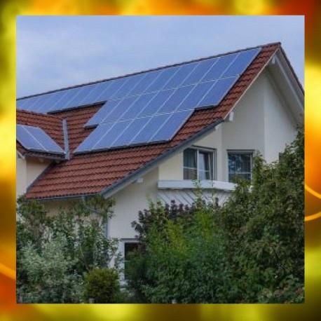 Сонячна енергетика для дому. Сонячні електростанції, панелі, батареї, комплекти