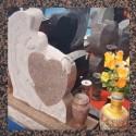 Херсон Пам'ятники надгробні габро гранітні мармурові бетонні Надгробки на могилу з граніту мармуру у Херсонській області