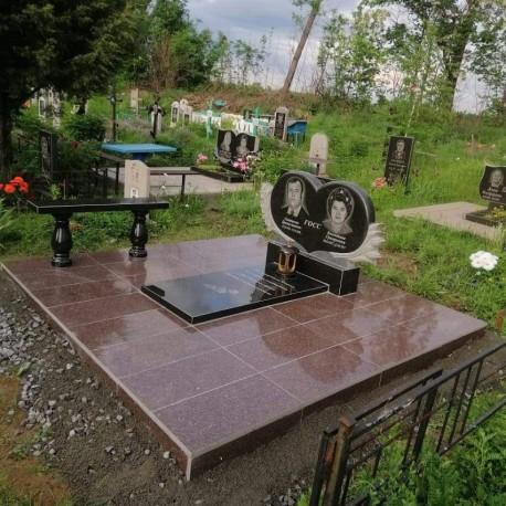 Пам'ятники надгробні гранітні Черкаси