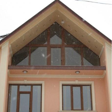 Магазин «Газда» вікна та двері Вінниця