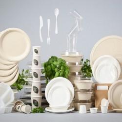 Посуд одноразовий пластиковий та паперовий оптом і в роздріб