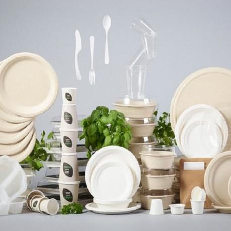 Посуд одноразовий оптом і в роздріб