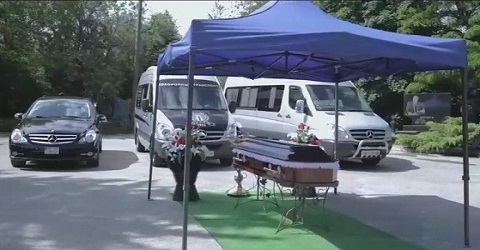 Похоронні послуги
