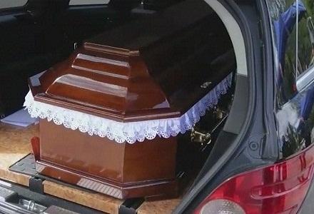 Проведение похорон Львов