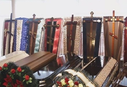 Ритуальний салон Івано-Франківськ