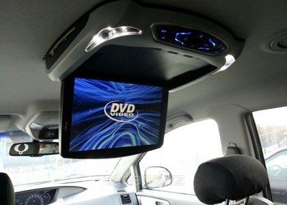 DVD монітори для автомобіля