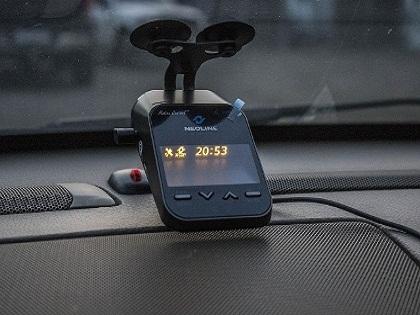 Автомобільні радари