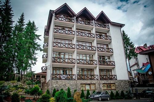 Готельний комплекс «Горгани» Яблуниця