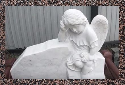 Памятники надгробные мраморные Черкассы