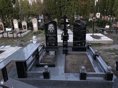 Памятники из камня габбро Кропивницкий