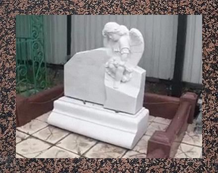 Памятники надгробные мраморные Херсон