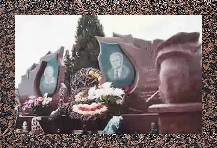 Памятники из гранита Запорожье