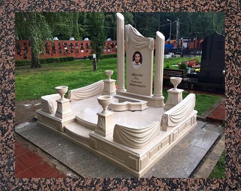 Памятники мраморные