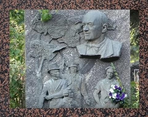 Памятники из камня