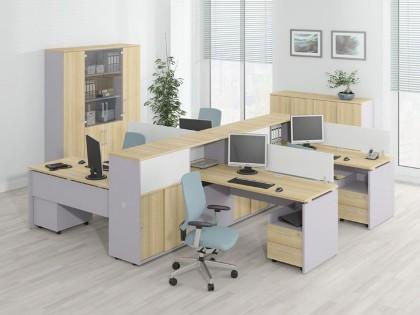 Офісні меблі з дерева