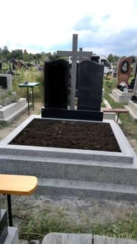 Пам`ятники з граніту, мармурової крихти Чернівці Великий Кучурів