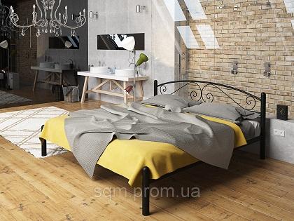 Ліжко двуспальне