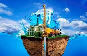 Буріння промислових свердловин на воду