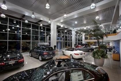 - Будинки для автомобільного бізнесу